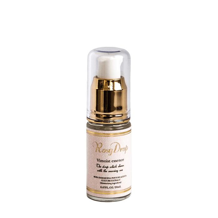 Купить Эссенция для лица Rosy Drop Vimoist Essence, Высокоэффективная эссенция против морщин для омоложения и восстановления кожи лица, Япония