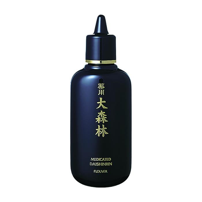 Купить Тоник для волос Salon De Flouveil Medicated Daishinrin, Мужской тоник для роста волос с антибактериальным и противовоспалительным эффектом, Япония