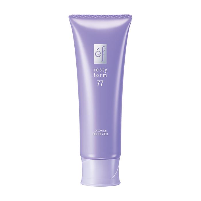 Купить Пенка для умывания Salon De Flouveil EF-77 Resty Foam, Релаксирующая пенка для глубокого очищения кожи лица от макияжа и загрязнений, Япония