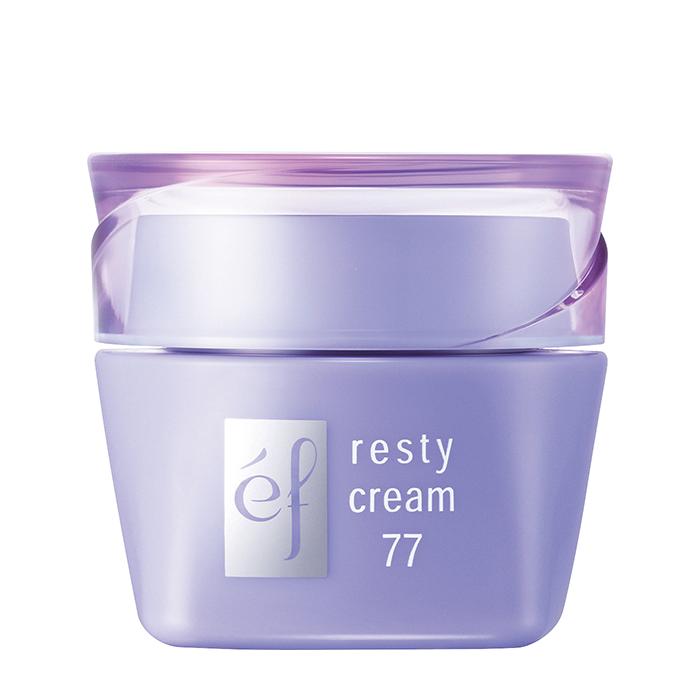 Купить Крем для лица Salon De Flouveil EF-77 Resty Cream, Релаксирующий крем для увлажнения и снятия стресса кожи лица, Япония