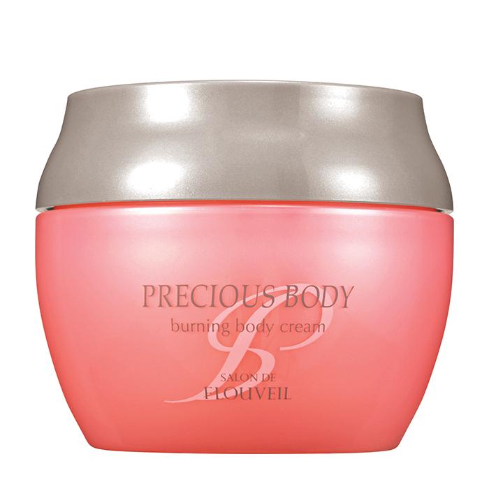 Купить Крем для тела Salon De Flouveil Precious Body Burning Body Cream, Крем с увлажняющим и лифтинговым эффектом для кожи тела, Япония
