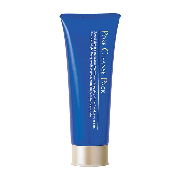Купить Маска для лица Salon De Flouveil Pore Cleanse Pack, Маска тройного действия для очищения и омоложения кожи лица, Япония
