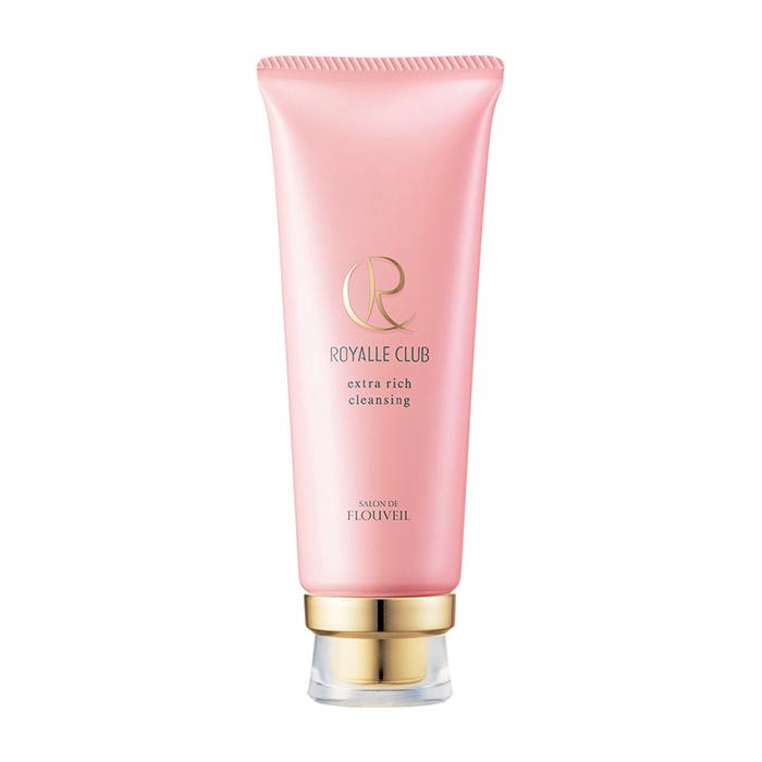 Купить Очищающий крем для лица Salon De Flouveil Royalle Club Extra Rich Cleansing, Очищающий ультрапитательный крем для кожи лица с гиалуроновой кислотой, Япония