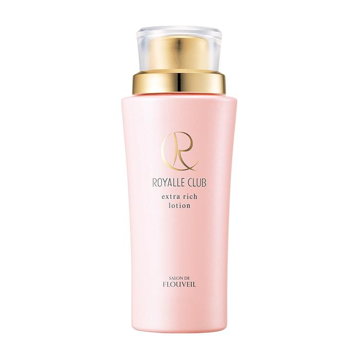Купить Лосьон для лица Salon De Flouveil Royalle Club Extra Rich Lotion, Ультрапитательный лосьон для кожи лица с гиалуроновой кислотой, Япония