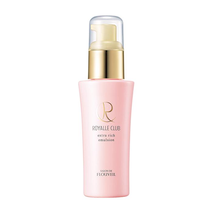 Купить Молочко для лица Salon De Flouveil Royalle Club Extra Rich Emulsion, Ультрапитательное молочко для кожи лица с гиалуроновой кислотой, Япония