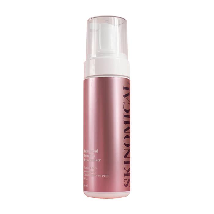 Пенка-пилинг Skinomical Balance & Recoevry Deep Cleanser & Peeling 2-in-1 Пенка для умывания и пилинга лица с коллоидным серебром фото