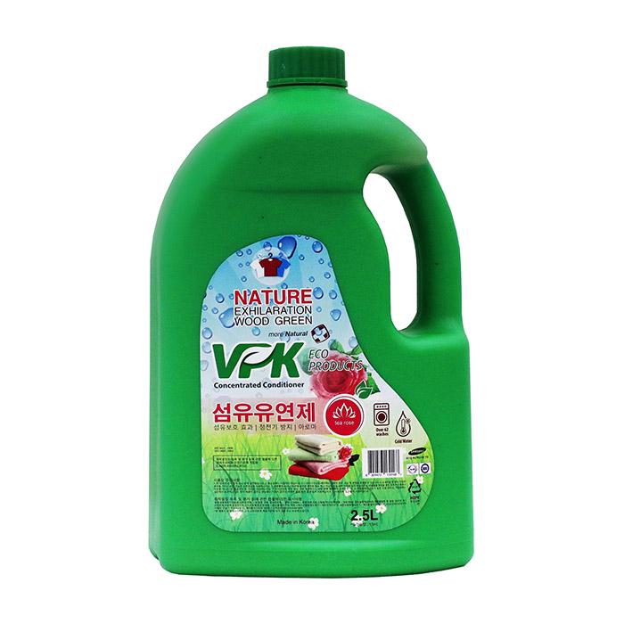Купить Кондиционер для стирки белья VPK Concentrated Conditioner Tea Rose, Концентрированный кондиционер для стирки белья с ароматом чайной розы, Южная Корея