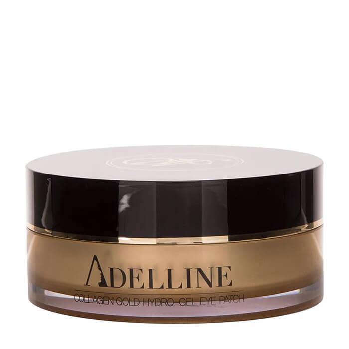 Купить Патчи для век Adelline Collagen Gold Hydro-gel Eye Patch, Гидрогелевые патчи для глаз с мощным омолаживающим и увлажняющим действием, Южная Корея