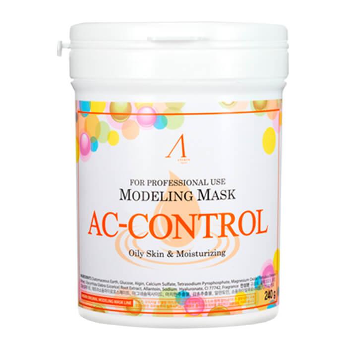 Купить Альгинатная маска Anskin AC Control Modeling Mask, Альгинатная маска для проблемной кожи и склонной к появлению воспалений, Южная Корея