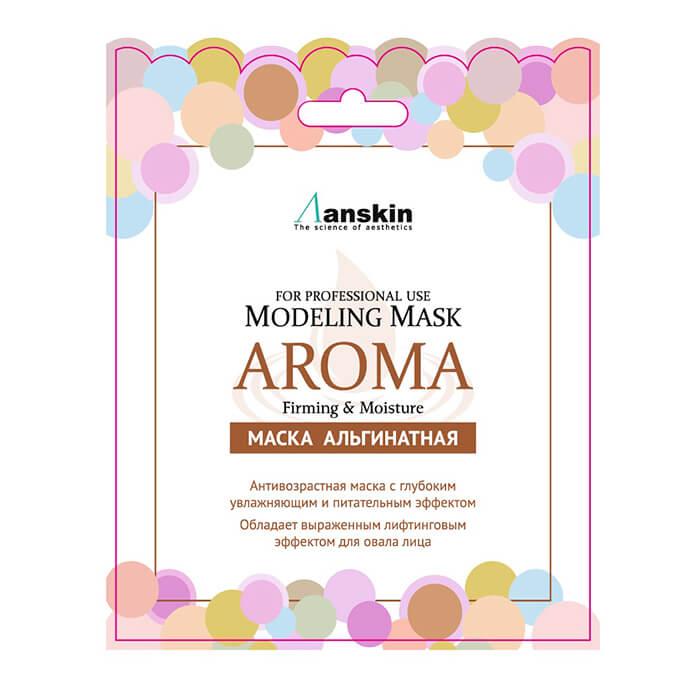 Альгинатная маска Anskin Aroma Modeling Mask (Sachet) Антивозрастная альгинатная маска с глубоким питательным эффектом фото