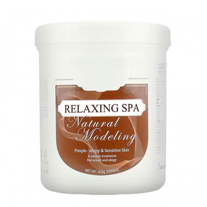 Купить Альгинатная маска Anskin Relaxing Spa Modeling Mask, Расслабляющая альгинатная маска для лица с экстрактом портулака, Южная Корея