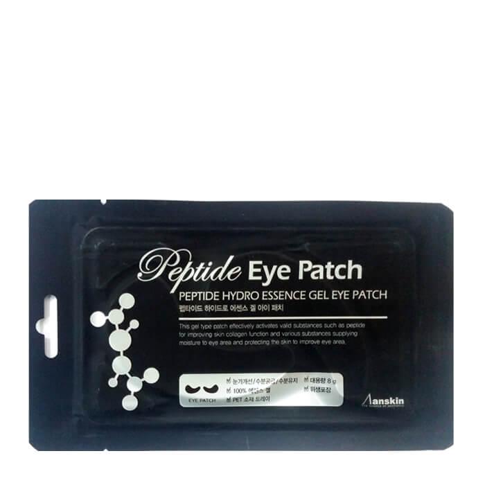 Патчи для век Anskin Peptide Hydro Essence Gel Eye Patch Гидрогелевые патчи для кожи вокруг глаз фото