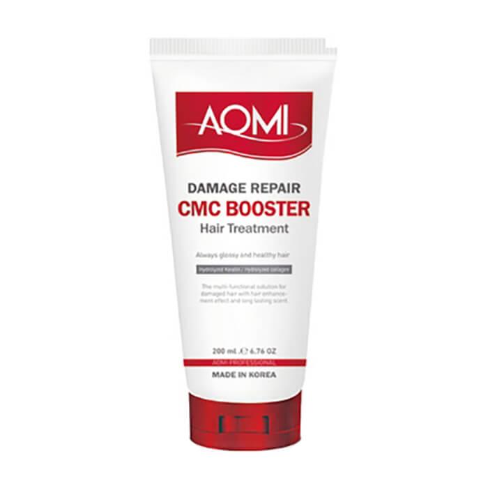 Купить Маска для волос AOMI Damage Repair CMC Booster Hair Treatment, Маска с смс-комплексом для интенсивного ухода за повреждёнными волосами, Южная Корея