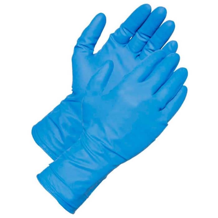 Купить Перчатки NitriMAX Особопрочные, Особопрочные эластичные нитриловые смотровые перчатки, Archdale, Россия