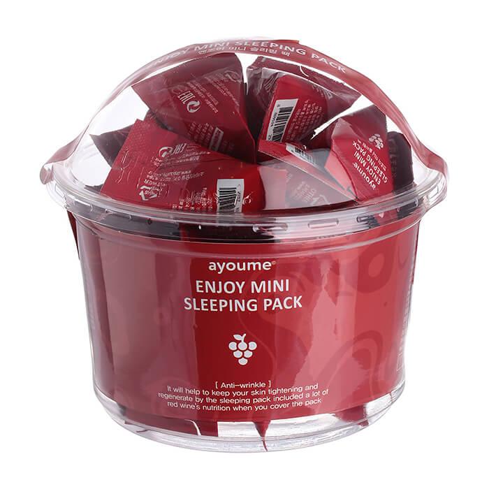 Ночная маска Ayoume Enjoy Mini Sleeping Pack (30 шт.)