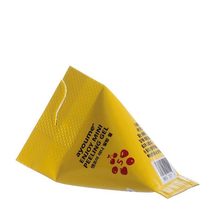 Пилинг для лица Ayoume Enjoy Mini Peeling Gel (1 шт.), Ягодный гель-пилинг для кожи лица в индивидуальных упаковках, Южная Корея  - Купить