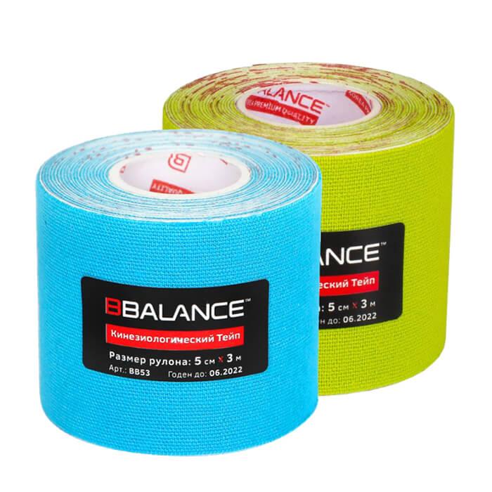 Купить Кинезио тейп BBTape (5см*3м), Цвет #4 Lime   Лайм, Премиальные кинезио тейпы для тейпирования любых участков тела, Южная Корея