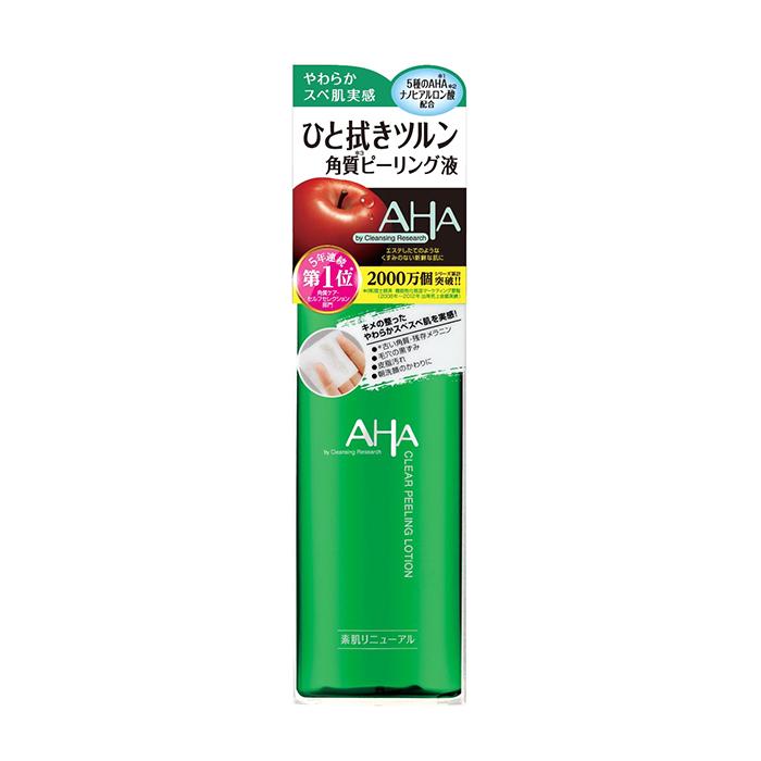 Купить Пилинг-лосьон для лица BCL AHA GP Lotion, Очищающий увлажняющий пилинг-лосьон для кожи лица с фруктовыми кислотами, Япония