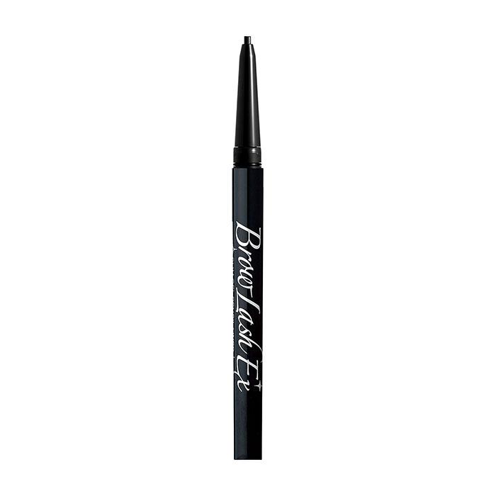 Купить Подводка для глаз BCL Lash Slim Pencil Liner #01 Black | Насыщенный чёрный, Водостойкая гелевая подводка для макияжа глаз с экстрактом чёрного чая, Япония