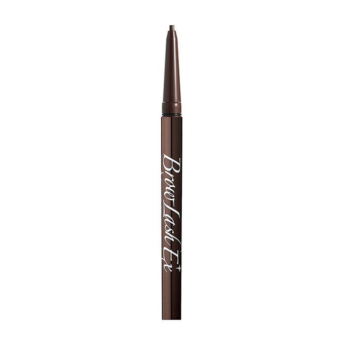 Купить Подводка для глаз BCL Lash Slim Pencil Liner #02 Brown | Коричневый, Водостойкая гелевая подводка для макияжа глаз с экстрактом чёрного чая, Япония