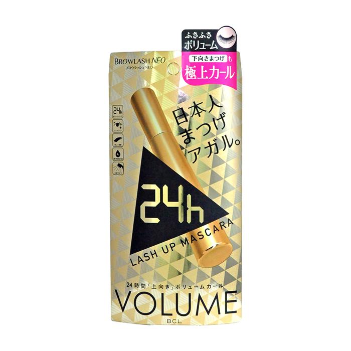 Купить Тушь для ресниц BCL Brow Lash EX Masсara Volume, Тушь для создания объёмных и подкрученных ресниц с ухаживающими компонентами, Япония