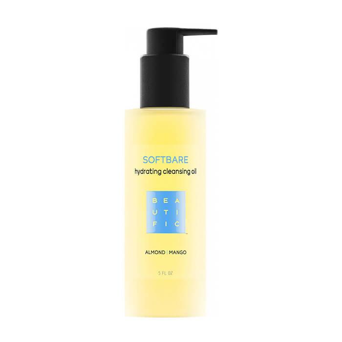 Купить Гидрофильное масло Beautific Softbare Hydrating Cleansing Oil, Увлажняющее гидрофильное масло для бережного очищения кожи лица, США