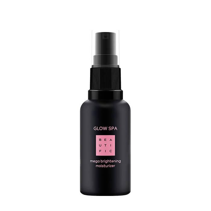 Купить Крем для лица Beautific Glow Spa Mega Brightening Moisturizer, Многофункциональный совершенствующий крем для лица с витамином С и ягодами годжи, США