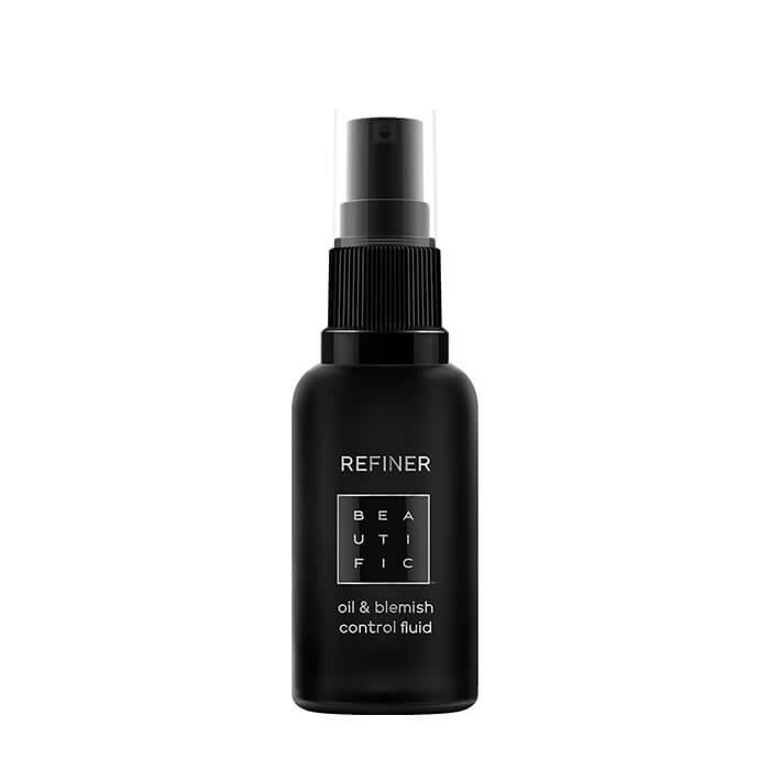 Купить Крем для лица Beautific Refiner Oil & Blemish Control Fluid, Матирующий крем-флюид для кожи лица без содержания масел, США