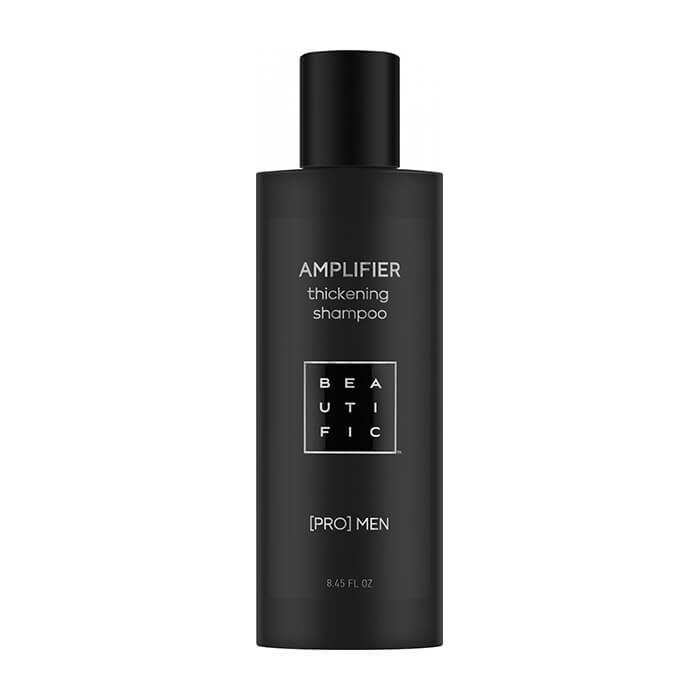 Купить Шампунь для волос Beautific Amplifier Thickening Shampoo, Мужской укрепляющий шампунь для сильных и мягких волос, США