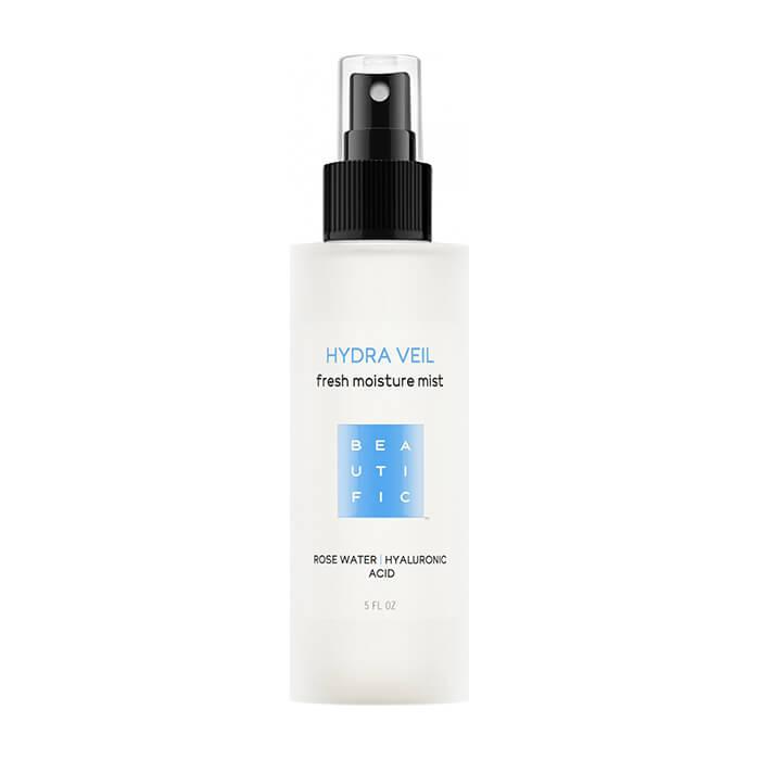 Купить Спрей для лица Beautific Hydra Veil Fresh Moisture Mist, Увлажняющий тонер-мист для мгновенной свежести кожи лица, США