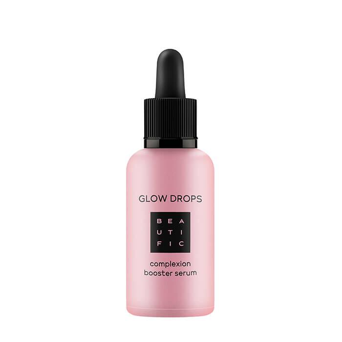 Купить Сыворотка для лица Beautific Glow Drops Complexion Booster Serum, Сыворотка-бустер с витамином С для идеального цвета кожи лица, США