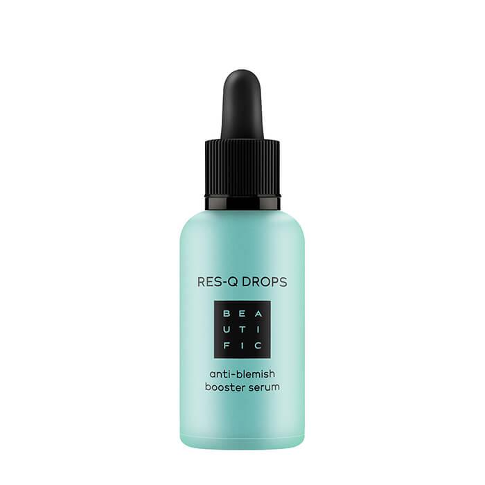 Сыворотка для лица Beautific Res-Q Drops Anti-Blemish Booster Serum Совершенствующая сыворотка-бустер против воспалений и жирного блеска кожи лица фото