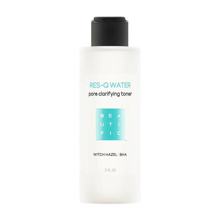 Тонер для лица Beautific Res-Q Water Pore Clarifying Toner Тонер против черных точек и несовершенств кожи лица с гамамелисом и ВНА фото