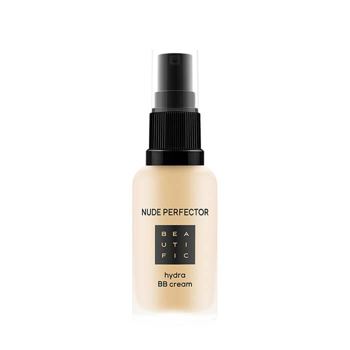 Купить ВВ крем Beautific Nude Perfector Hydra BB Cream, Лёгкий тонирующий ВВ крем для увлажнения и выравнивания тона кожи, США