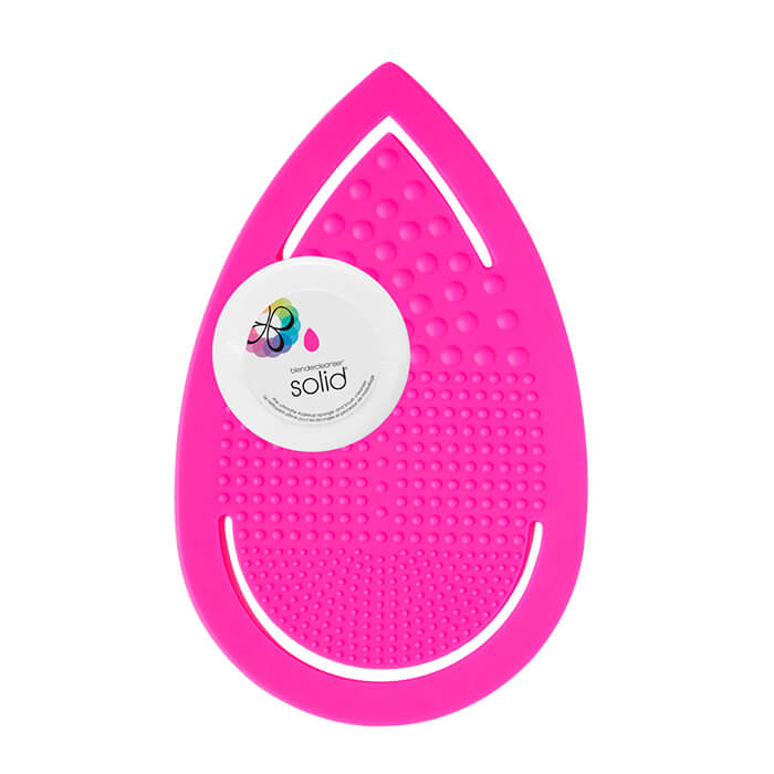 Купить Рукавичка для очищения спонжей Beautyblender Keep.It.Clean, Розовая текстурированная рукавица для очищения спонжей или кистей, США