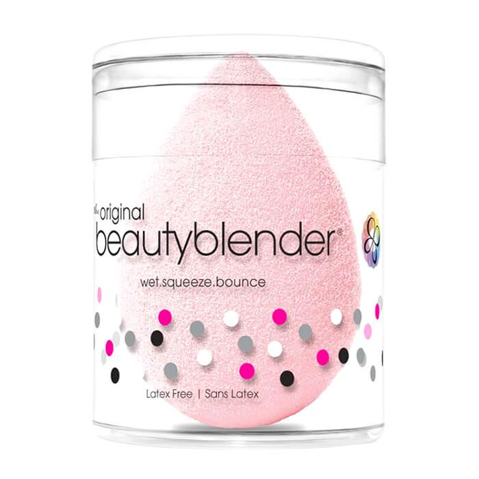 Купить Спонж для макияжа Beautyblender Bubble, Спонж для макияжа каплеобразной формы в нежно-розовом цвете, США