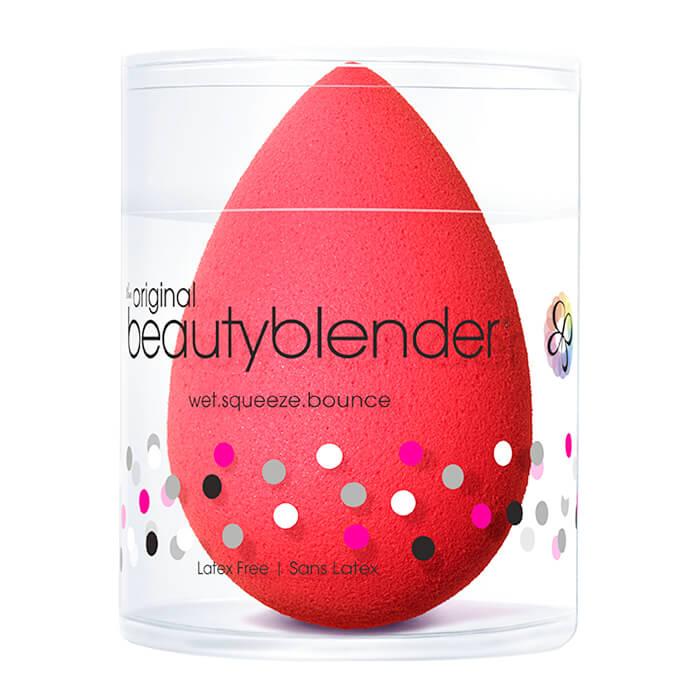 Купить Спонж для макияжа Beautyblender Red.Carpet, Спонж для макияжа каплеобразной формы в красном цвете, США