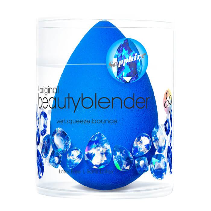 Купить Спонж для макияжа Beautyblender Sapphire, Спонж для макияжа каплеобразной формы в сапфировом цвете, США