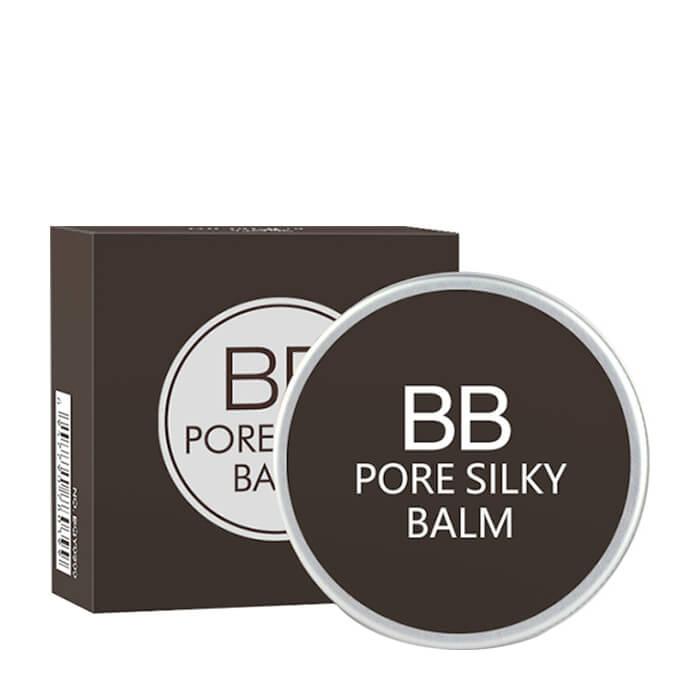 Купить База под макияж BioAqua BB Pore Silky Balm, Шелковистая база под макияж для затирки пор и ухода за кожей лица, Китай