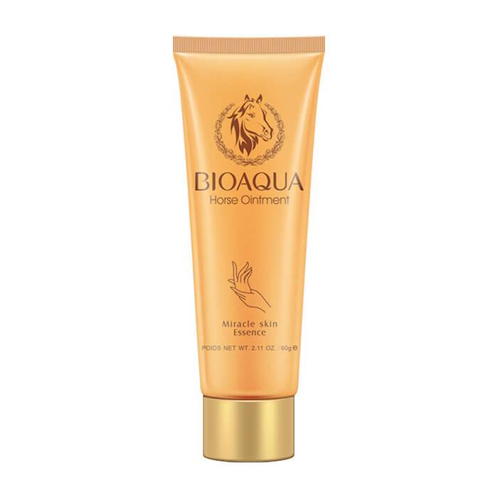 Купить Крем для рук BioAqua Horse Ointment Miracle Skin Essence, Увлажняющий крем для комплексного ухода за кожей рук с лошадиным маслом, Китай