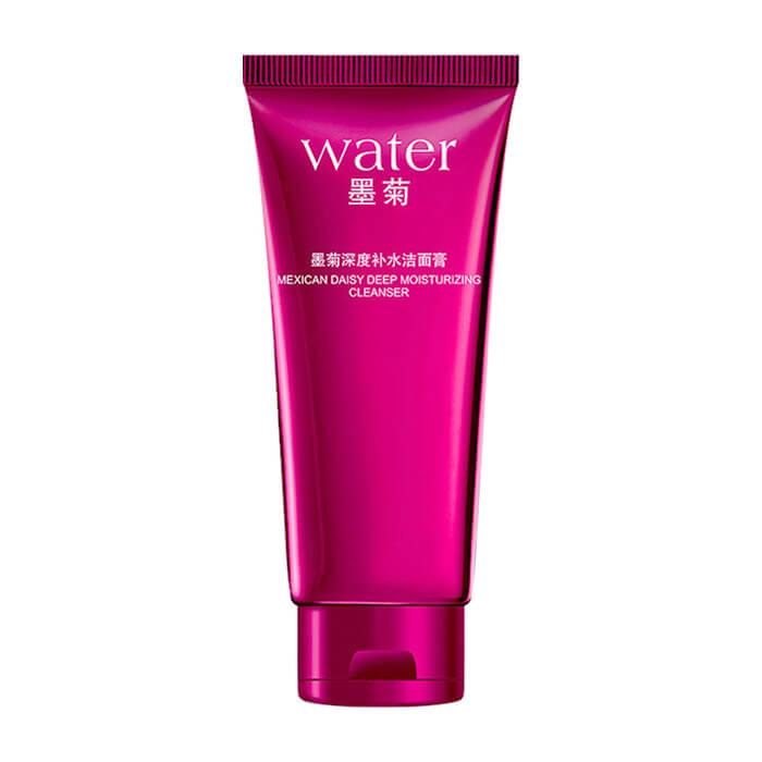 Купить Пенка для умывания BioAqua Mexican Daisy Deep Moisturizing Cleanser, Пенка для деликатного очищения кожи лица с экстрактом мексиканской хризантемы, Китай
