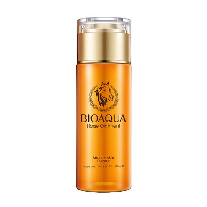 Купить Сыворотка для лица Bioaqua Horse Ointment Serum, Увлажняющая сыворотка для лица с лошадиным жиром и гиалуроновой кислотой, Китай