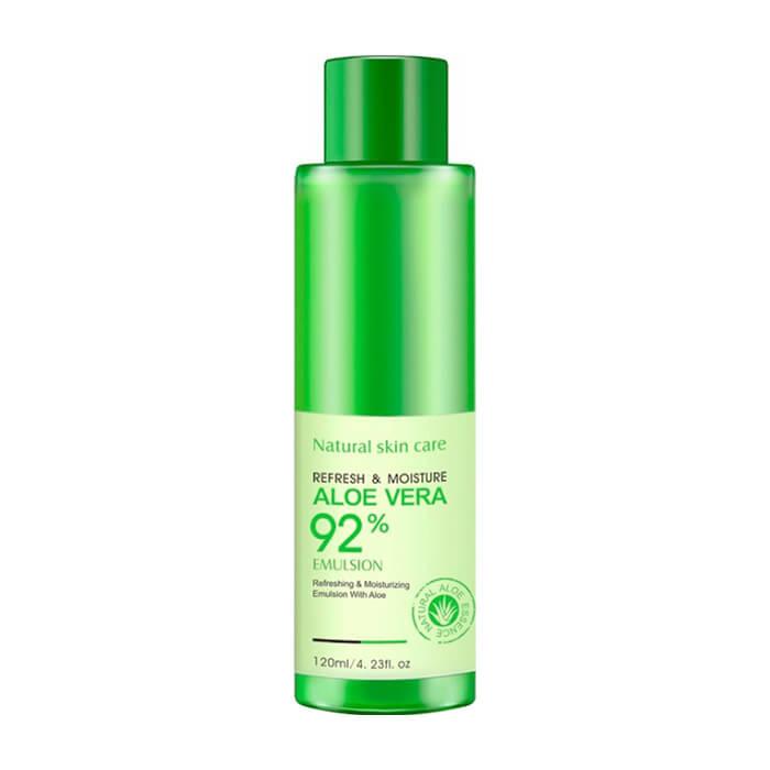 Купить Тонер для лица BioAqua Natural Skin Care Refresh & Moisture Aloe Vera 92% Emulsion, Увлажняющий тонер на эмульсионной основе с натуральным соком алоэ вера, Китай