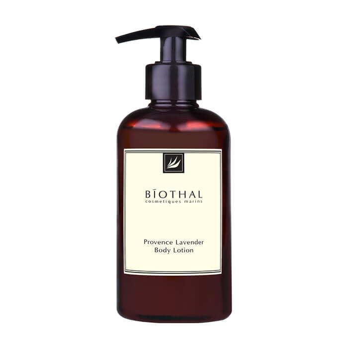 Купить Лосьон для тела Biothal Provence Lavender Body Lotion, Увлажняющий лосьон для тела на основе масел ши и лаванды, Россия