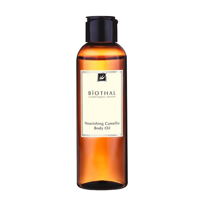 Купить Масло для тела Biothal Nourishing Camellia Body Oil, Питательное масло для тела на основе комплекса целебных природных масел, Россия
