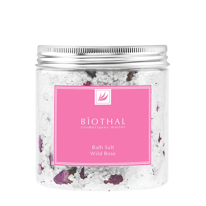 Соль для ванны Biothal Bath Salt Wild Rose