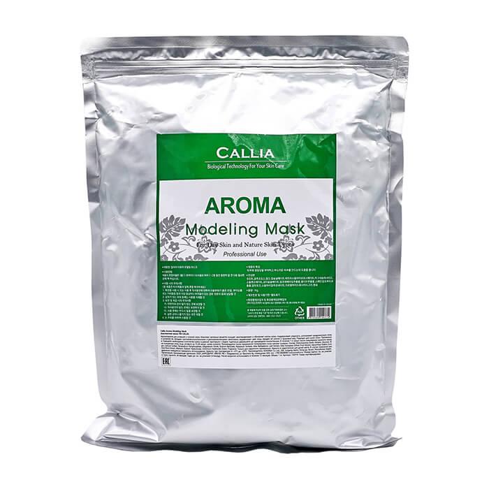 Купить Альгинатная маска Callia Aroma Modeling Mask, Альгинатная маска для восстановления и обновления кожи лица, Южная Корея