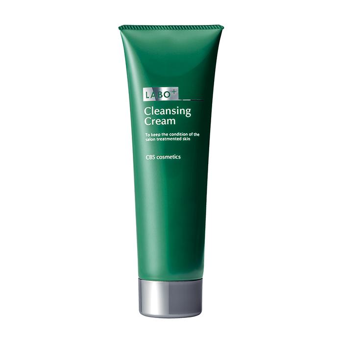 Купить Крем для снятия макияжа CBS Cosmetics LABO+ Cleansing Cream, Нежирный крем для снятия макияжа с лошадиной плацентой пептидного типа, Япония