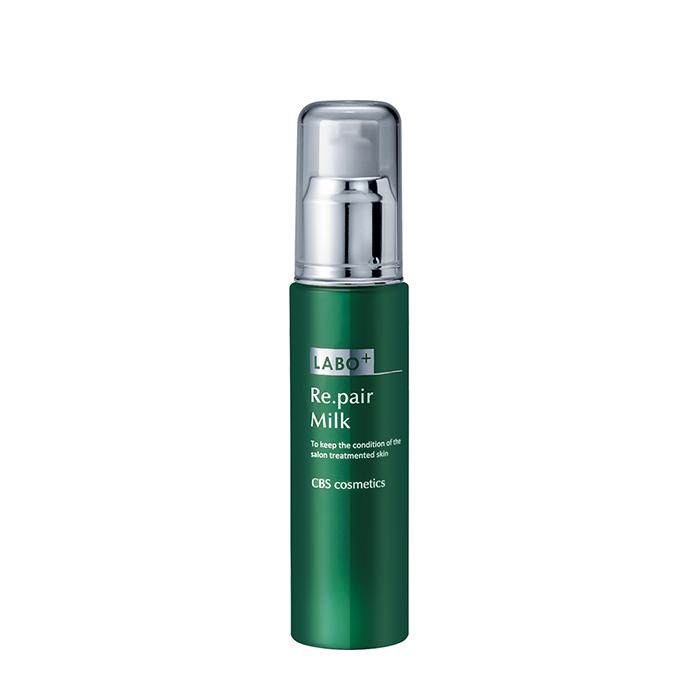 Купить Эмульсия для лица CBS Cosmetics LABO+ Re.pair Milk, Восстанавливающая эмульсия для стимуляции выработки необходимых компонентов кожи, Япония