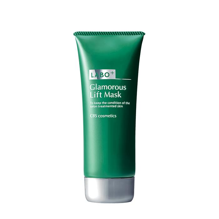 Купить Маска для лица CBS Cosmetics LABO+ Glamorous Lift Mask, Продукт 2 в 1 для использования в качестве лифтинг-маски или средства для массажа лица, Япония